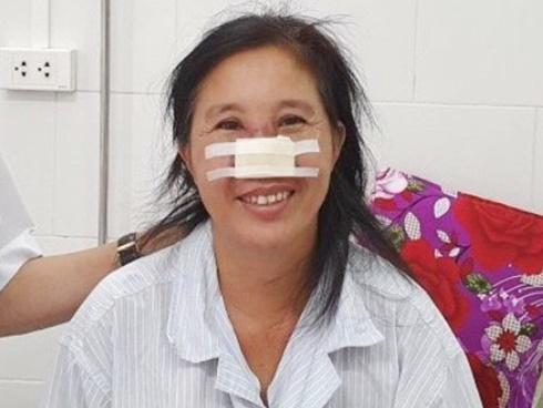 Bệnh nhân bị vi khuẩn Whitmore ăn mũi đã ổn định và được xuất viện