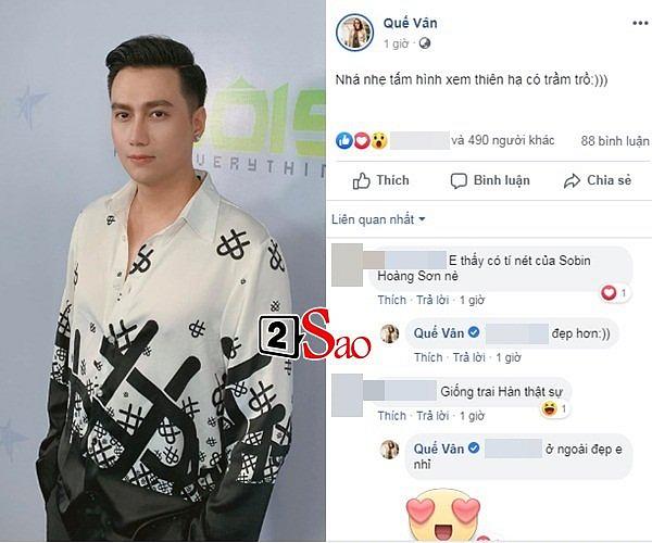 Khẳng định Việt Anh đẹp trai hơn hẳn Soobin Hoàng Sơn, Quế Vân có đang quá bạo miệng?-7