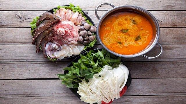 3 cách nấu lẩu hải sản độc đáo, tuyệt ngon cho mọi nhà-4