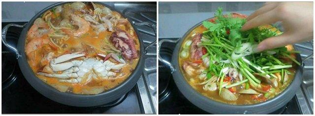 3 cách nấu lẩu hải sản độc đáo, tuyệt ngon cho mọi nhà-8