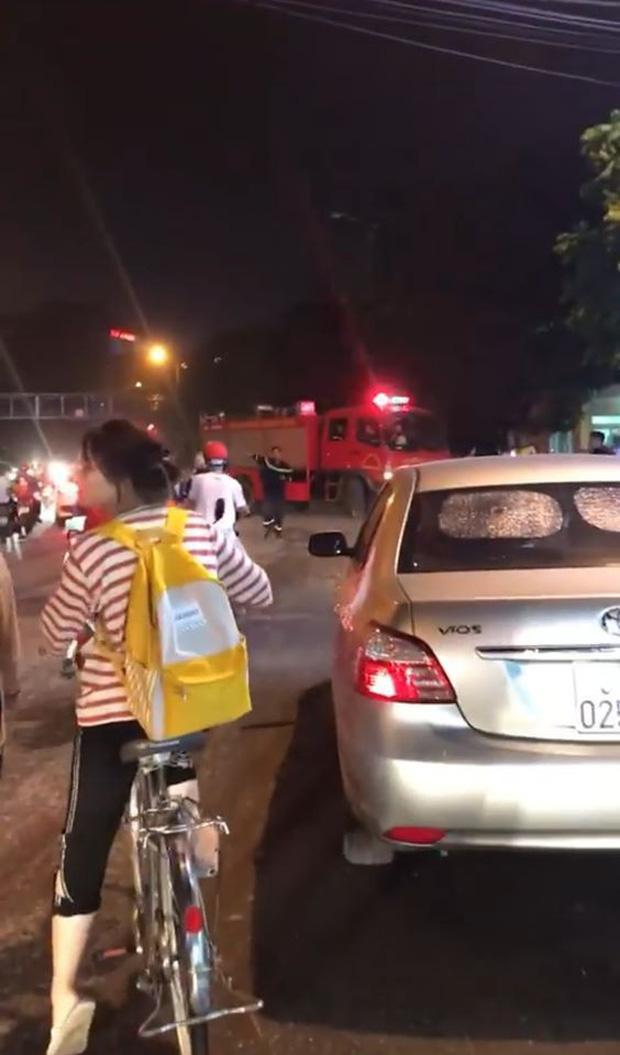 Sinh viên đun nấu quá tải, ký túc xá ĐH Kinh tế Quốc dân chập điện và bốc cháy-1