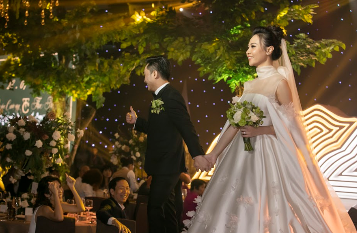 Gần 2 tháng kết hôn, Cường Đô La tung hàng nóng về đám cưới với Đàm Thu Trang-2