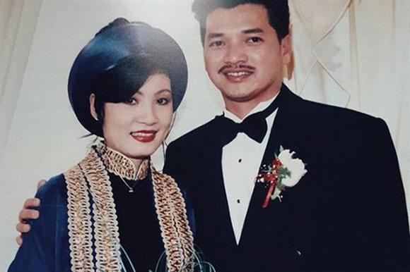 Ảnh cưới hiếm của nghệ sĩ Hoài Linh, Thu Minh và các sao Việt-10