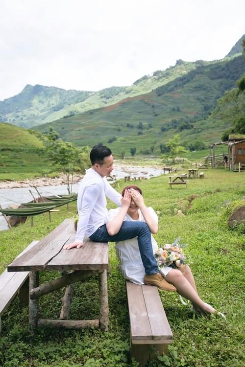Nhá hàng lung linh nhưng cuối cùng Phan Như Thảo lại tung bộ ảnh cưới đơn giản đến bất ngờ-8