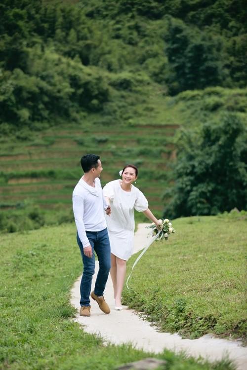Nhá hàng lung linh nhưng cuối cùng Phan Như Thảo lại tung bộ ảnh cưới đơn giản đến bất ngờ-9