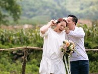 'Nhá hàng' lung linh nhưng cuối cùng Phan Như Thảo lại tung bộ ảnh cưới đơn giản đến bất ngờ