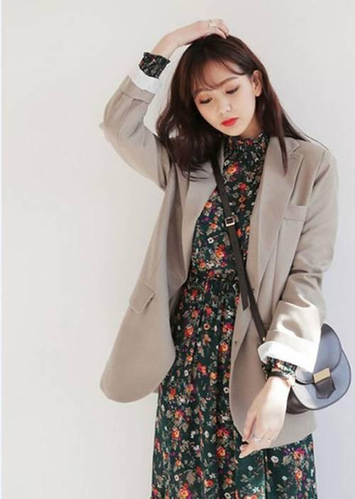 Những kiểu áo khoác nhẹ mùa thu không thể thiếu trong tủ đồ của các chị em-3