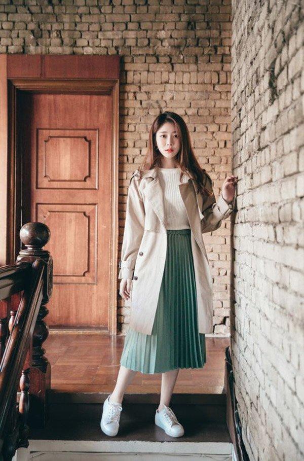 Những kiểu áo khoác nhẹ mùa thu không thể thiếu trong tủ đồ của các chị em-18