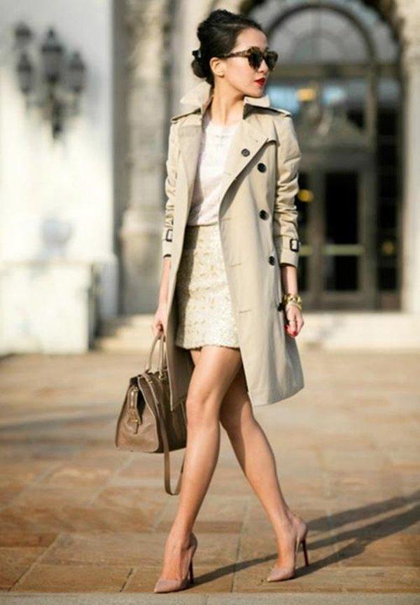 Những kiểu áo khoác nhẹ mùa thu không thể thiếu trong tủ đồ của các chị em-19