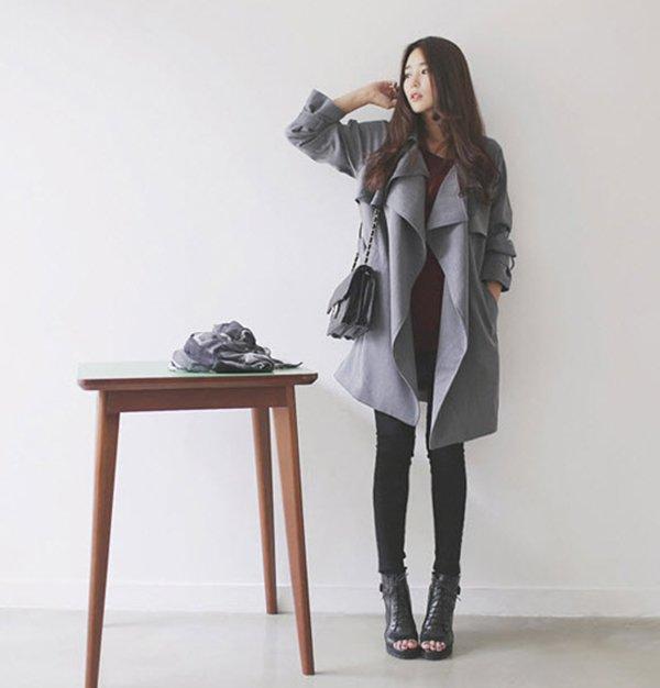Những kiểu áo khoác nhẹ mùa thu không thể thiếu trong tủ đồ của các chị em-20