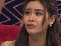 Trương Quỳnh Anh bật khóc: 'Đến với Tim, tôi mất tất cả mọi thứ, mất quản lý, bạn bè, cha mẹ'