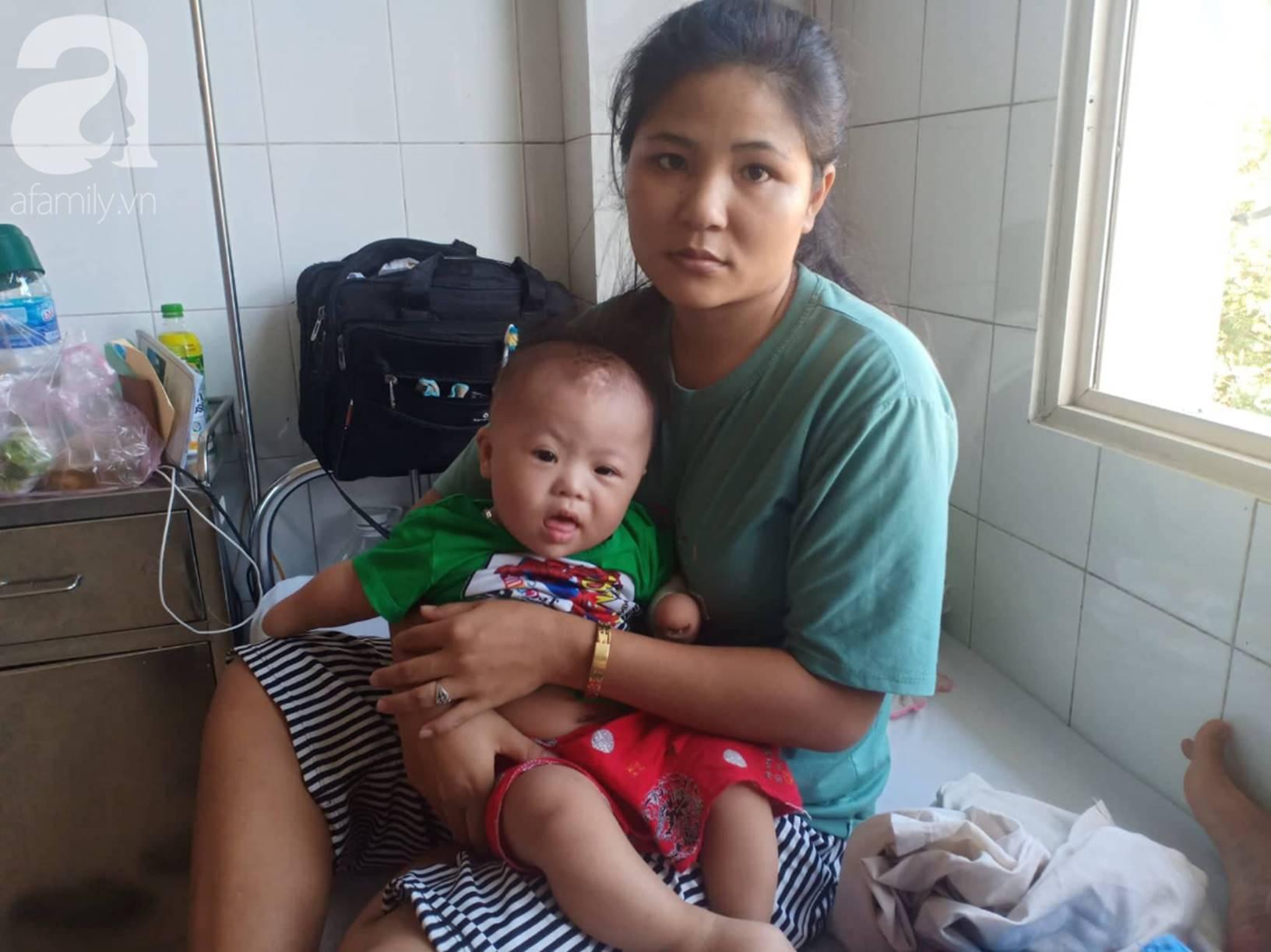 Tâm sự đau đớn của người mẹ khi sinh con trai không có 2 tay: Tôi đã sốc khi lần đầu nhìn thấy hình hài con mình-7