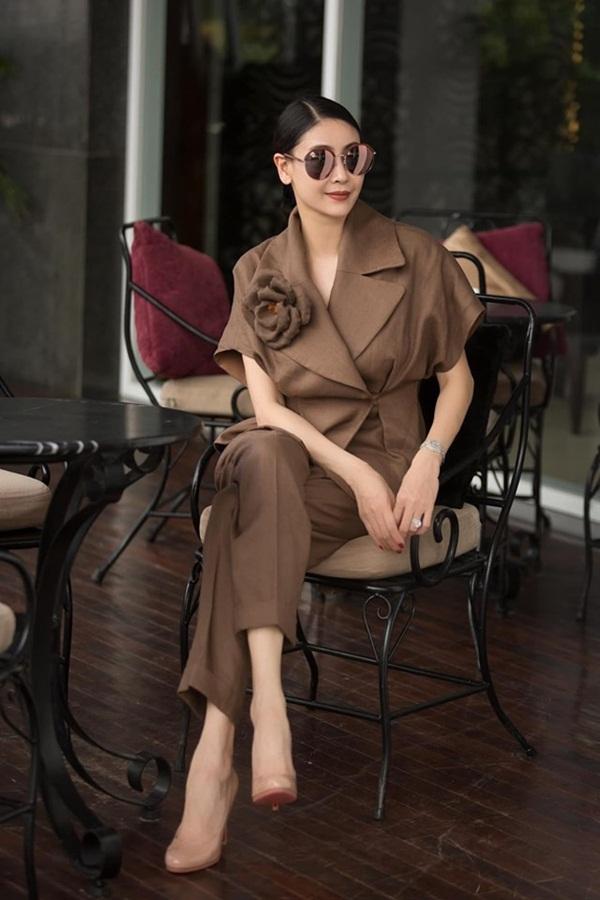 Hoa hậu có xuất thân khủng nhất Việt Nam: Cuộc đời long đong lận đận, trải qua sóng gió mới tìm thấy hạnh phúc-4