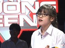 Nữ sinh Trường Teen phản biện cực gắt khiến Ban giám khảo hết lời khen ngợi: