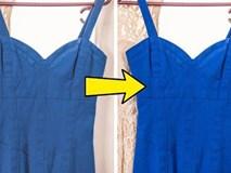Thả 1 nhúm muối vào chậu, quần áo giặt xong tự phẳng lì như mới, ai nhìn cũng phải ngạc nhiên