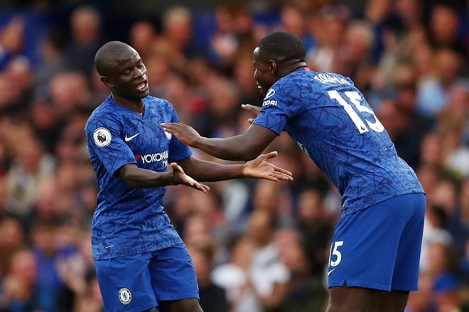 Đánh bại Chelsea, Liverpool duy trì mạch toàn thắng-2
