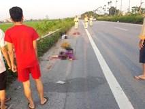 Chồng điều khiển xe máy tự gây tai nạn khiến vợ và 2 con tử vong thương tâm
