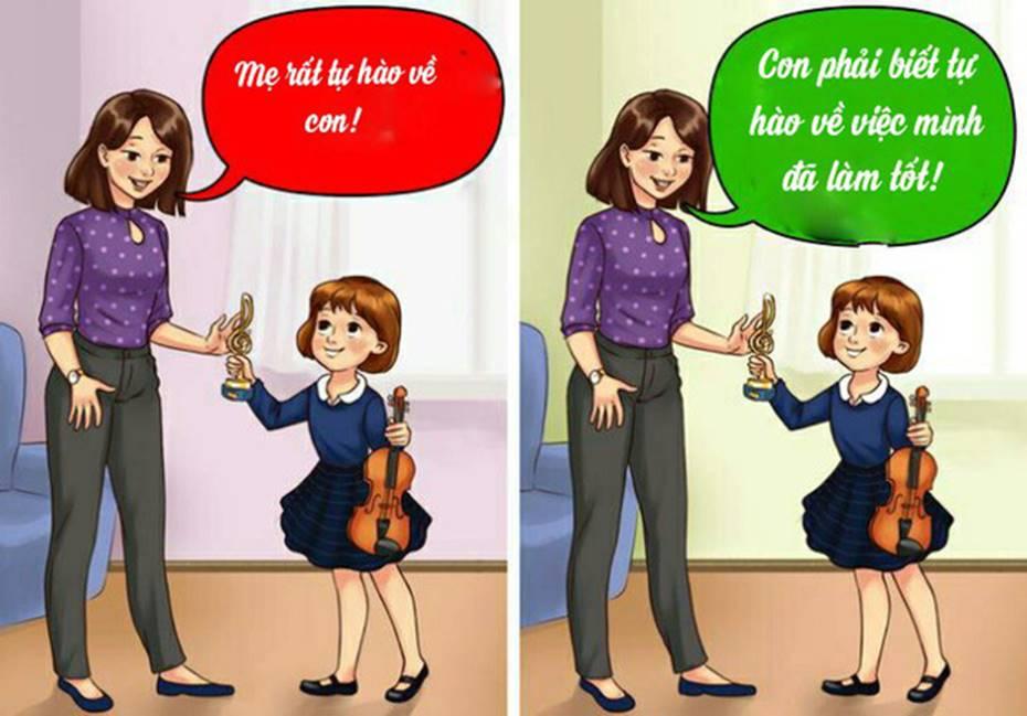 12 câu mà cha mẹ tuyệt đối đừng bao giờ nói với con cái, nếu không muốn chúng tổn thương tâm lý nặng nề-1