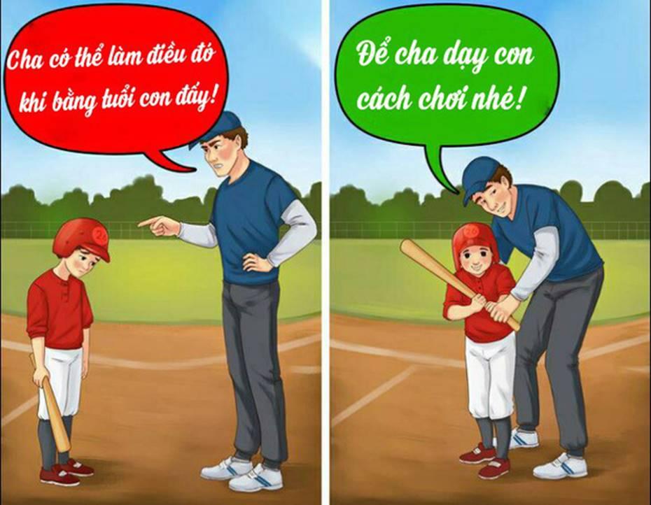 12 câu mà cha mẹ tuyệt đối đừng bao giờ nói với con cái, nếu không muốn chúng tổn thương tâm lý nặng nề-5