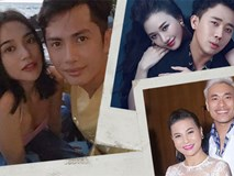 5 mối tình chị em đình đám nhất Vbiz: Cặp lao đao vướng phải thị phi, cặp kín như bưng đến hơn kém nhau gần cả 2 thập kỷ
