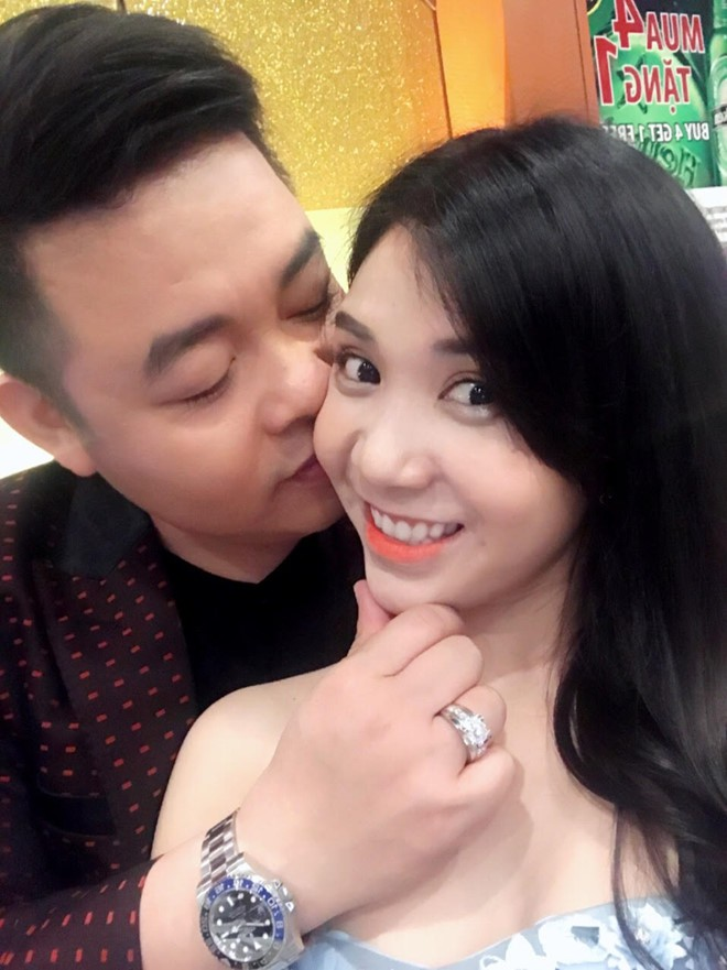Quang Lê bất ngờ bày tỏ tình cảm với người yêu cũ, phản ứng của Thanh Bi lại gây tò mò-3