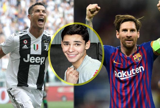 Choáng: Cậu bé vàng đắt nhất thế giới 700 triệu USD, ăn đứt Ronaldo-Messi-1