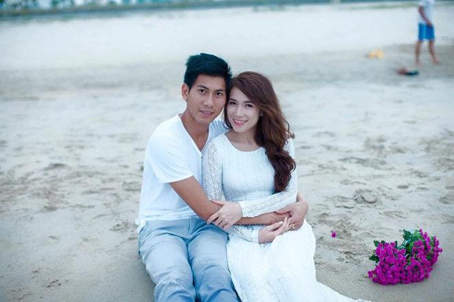 Top 5 cô vợ xinh đẹp của tuyển thủ Việt Nam-9