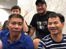 Ca sĩ Minh Quân xuất hiện với gương mặt khác lạ trong clip hậu trường Táo quân