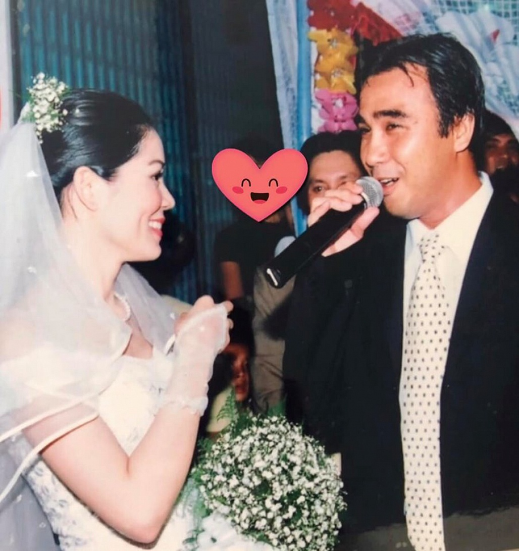 Sau tình 10 năm không thành với Á hậu, Quyền Linh hạnh phúc bên vợ doanh nhân-2