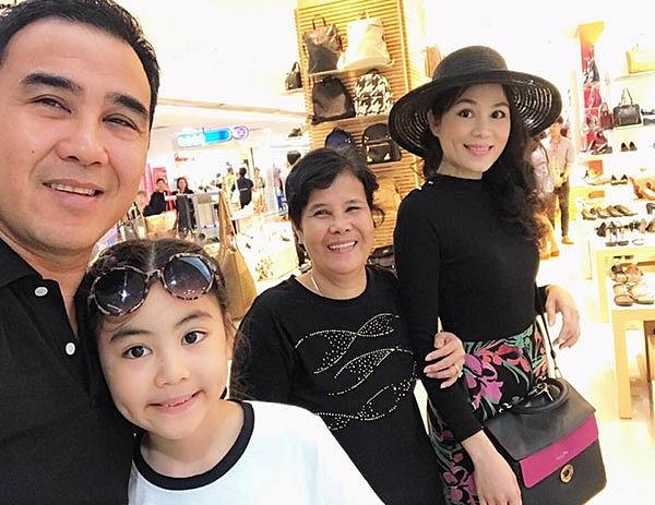 Sau tình 10 năm không thành với Á hậu, Quyền Linh hạnh phúc bên vợ doanh nhân-9
