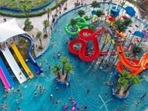 NÓNG: Thêm một bé trai 6 tuổi chết đuối tại công viên nước Thanh Hà
