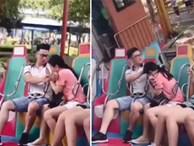 Anh bạn trai gây sốt MXH chỉ vì những cử chỉ này dành cho bạn gái nhưng xem kĩ hơn lại thấy 'lạ lắm à nghen'