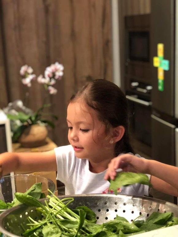Mới 7 tuổi, con gái diva Hồng Nhung đã sở hữu nhan sắc thiên thần lai đẹp đến khó rời mắt-7