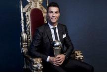 Ronaldo gây sốc với 3 lựa chọn trong lá thăm The Best-1