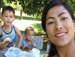 Bất ngờ với diện mạo hậu ly hôn của cô gái HMông nói tiếng Anh như gió, đặc biệt ai cũng cười khi biết mối quan hệ của cô với bố mẹ chồng cũ-7