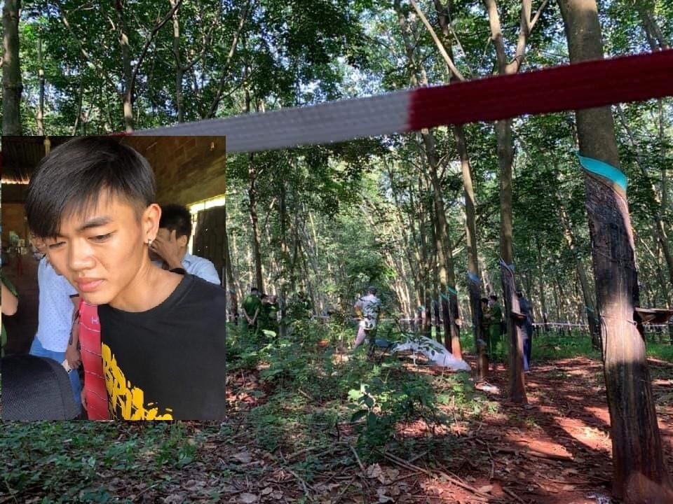Nóng: Bắt giữ hung thủ nghi sát hại, hiếp dâm thiếu nữ 16 tuổi ở rừng cao su-1
