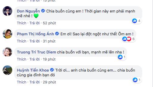 Hương Giang và Ninh Dương Lan Ngọc bàng hoàng trước sự ra đi của soái ca 'Người ấy là ai'-2