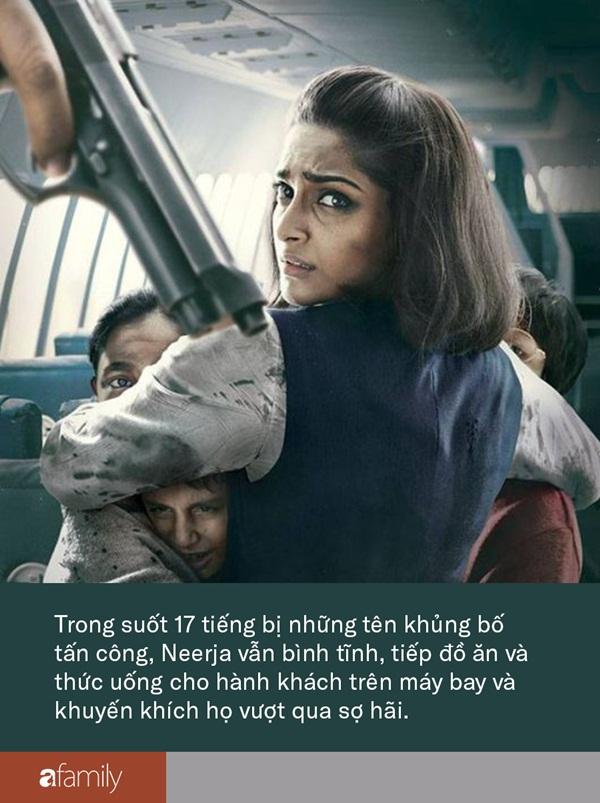 Nữ tiếp viên hàng không làm nên huyền thoại, đấu trí với 4 kẻ khủng bố, hy sinh thân mình cứu hơn 300 hành khách trên chuyến bay tử thần-7