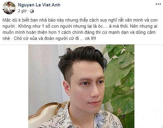 Việt Anh thiếu kiểm soát, phản ứng hằn học với đám đông để được gì?-1