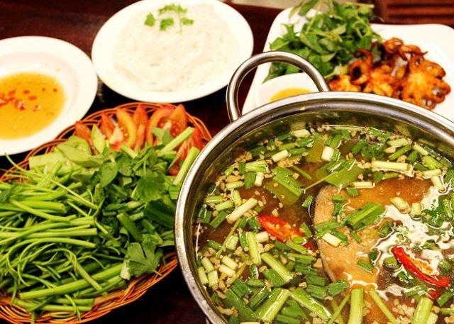 Cách nấu lẩu cá bớp măng chua ngon chuẩn vị nhà hàng-7