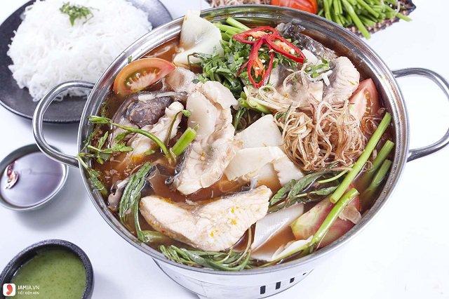 Cách nấu lẩu cá bớp măng chua ngon chuẩn vị nhà hàng-8