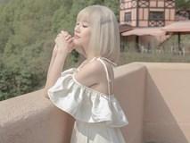 Lộ diện hình ảnh đầy khác lạ của Hari Won khiến nhiều người ngỡ ngàng