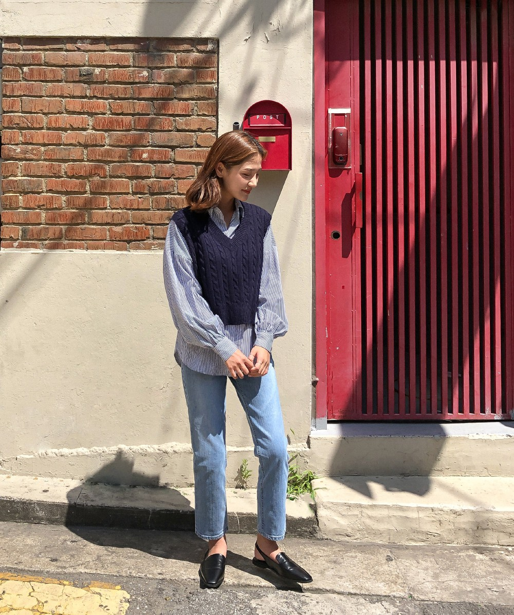 Đã tìm ra kiểu quần jeans vô địch về khoản hack tuổi, nhưng vẫn thanh lịch chẳng kém quần jeans trắng-1