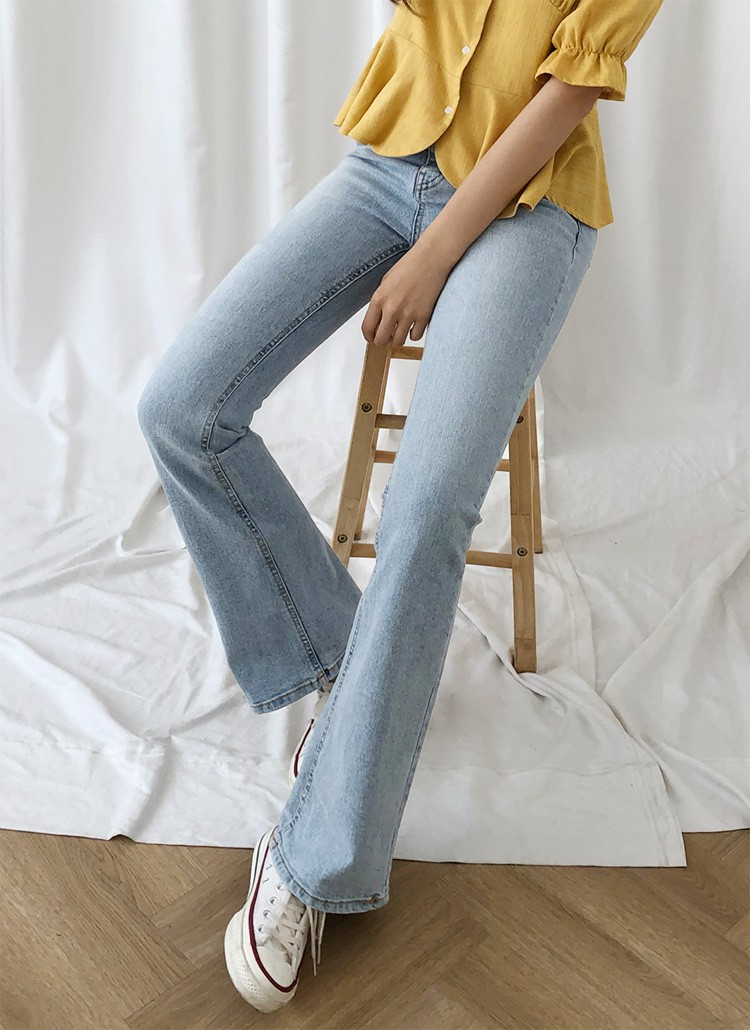 Đã tìm ra kiểu quần jeans vô địch về khoản hack tuổi, nhưng vẫn thanh lịch chẳng kém quần jeans trắng-9