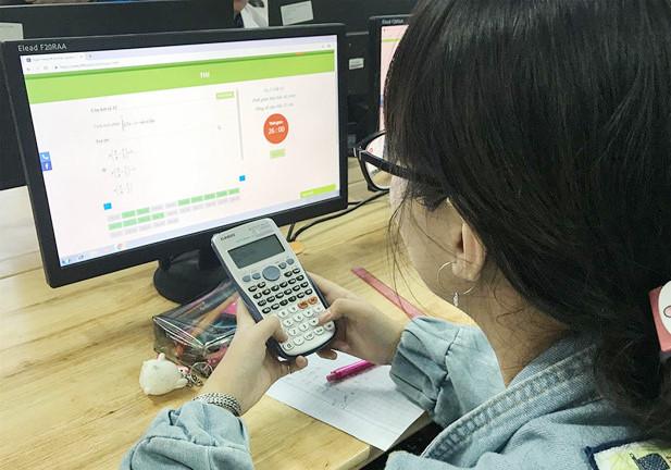 Xem xét thi THPT quốc gia nhiều đợt trên máy tính sau năm 2020-1