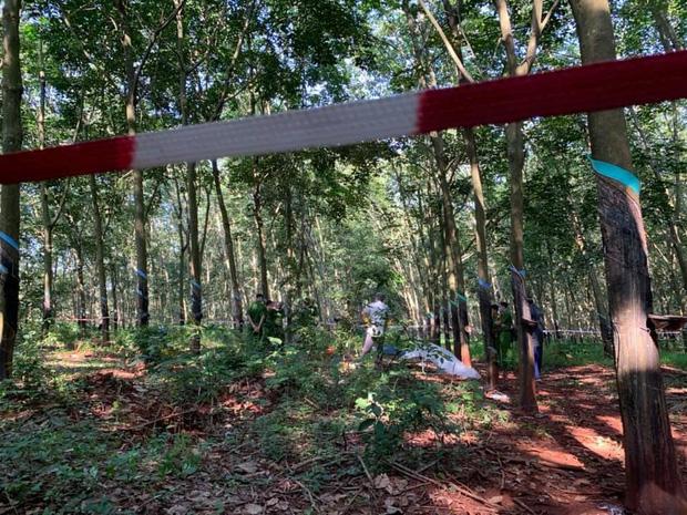 Thiếu nữ 16 tuổi bị sát hại ở rừng cao su: Dang dở ước mơ học nghề trang điểm cùng chị gái-2