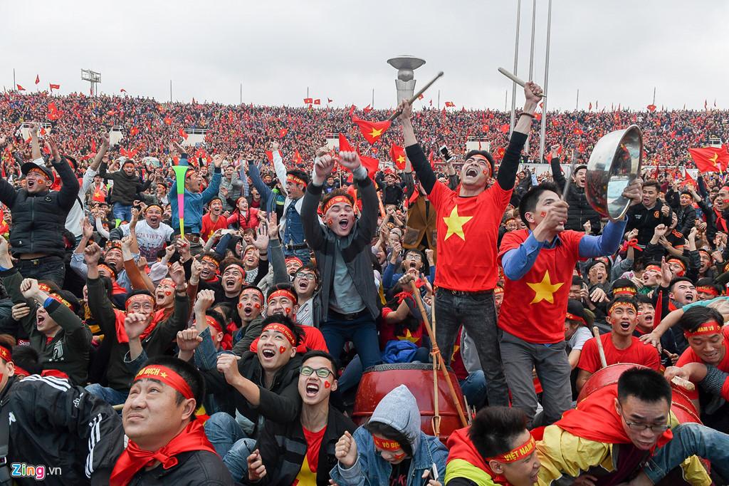 Nhìn lại trận chiến trên tuyết lịch sử của bóng đá Việt Nam-3