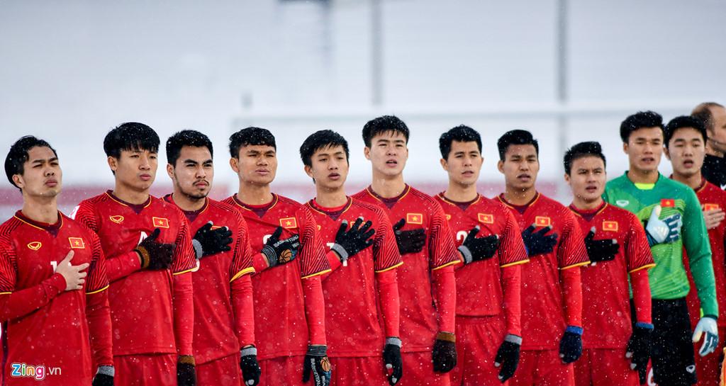 Nhìn lại trận chiến trên tuyết lịch sử của bóng đá Việt Nam-4