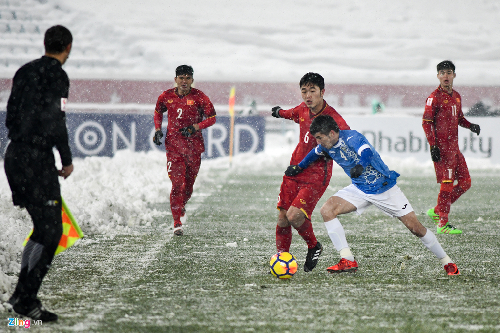 Nhìn lại trận chiến trên tuyết lịch sử của bóng đá Việt Nam-8