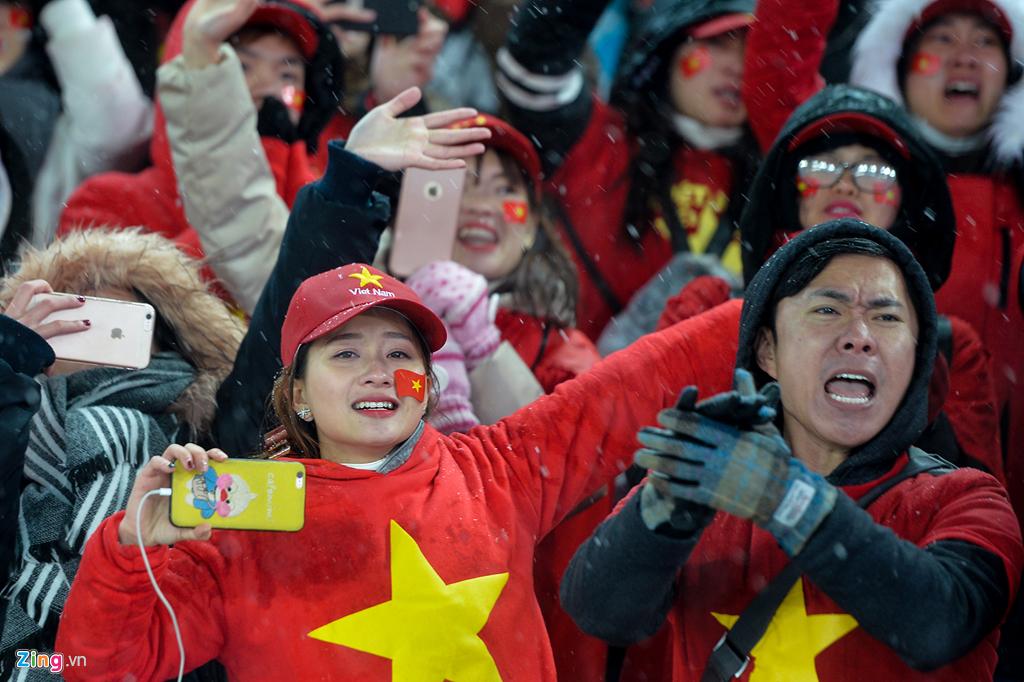 Nhìn lại trận chiến trên tuyết lịch sử của bóng đá Việt Nam-15